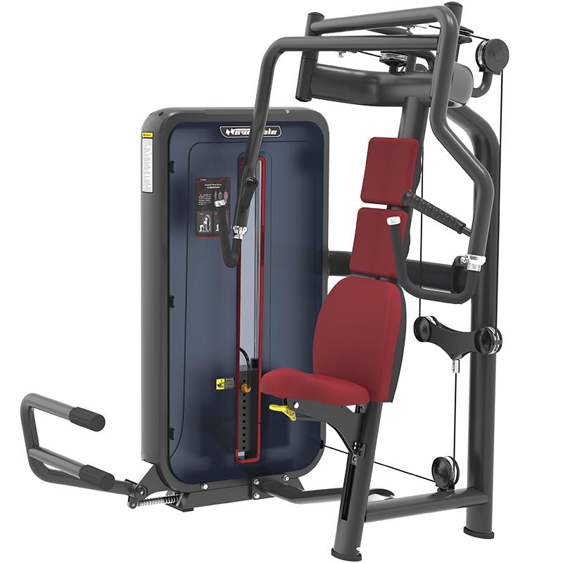 康强综合训练器坐式胸肌健身器材 胸部力量训练器材 BK6003坐式胸肌推举训练器