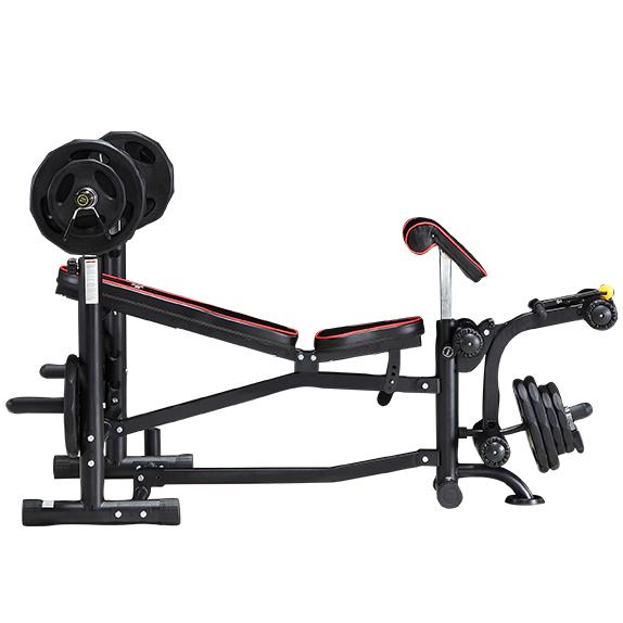康强 BK3011多功能卧推架举重床综合训练器健身器材
