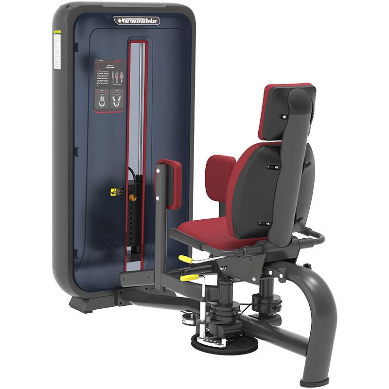 康强商用健身房专用器械力量器械专项器械无氧健身器械 6017大腿伸展训练器