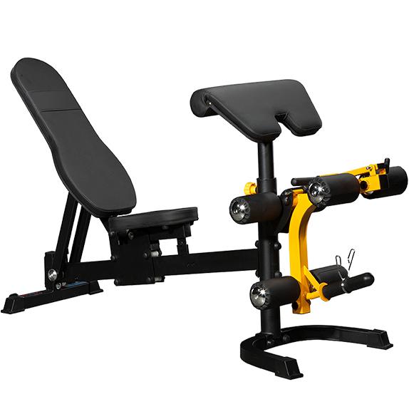 康强-宝迪朗格BK-3004多功能史密斯机哑铃凳卧推凳 健身器材