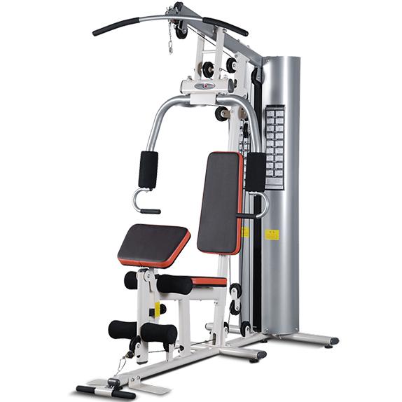 康强综合训练器BK168B1家用组合大型多功能健身器材单人站力量器械健身器材