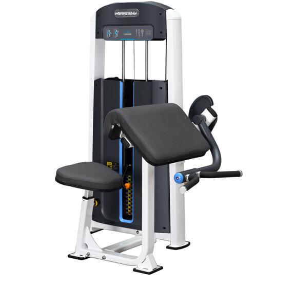 商用健身房专用器械力量器械专项器械无氧健身器械 1001坐式二头肌训练器