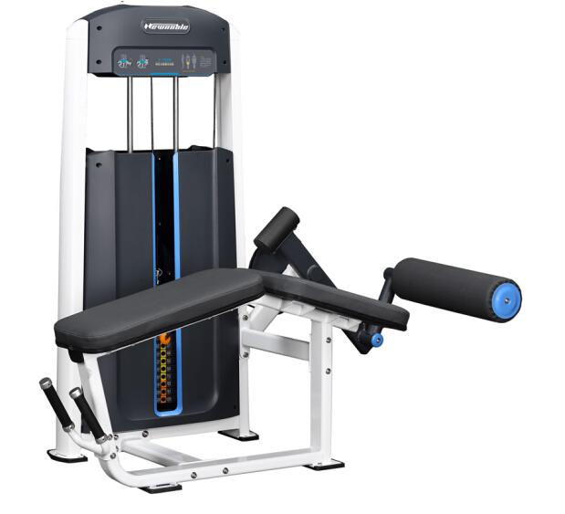 商用健身房专用器械力量器械专项器械无氧健身器械 1008 俯卧式屈腿训练器