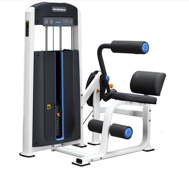 商用健身房专用器械力量器械专项器械无氧健身器械 1011坐式腹肌训练器