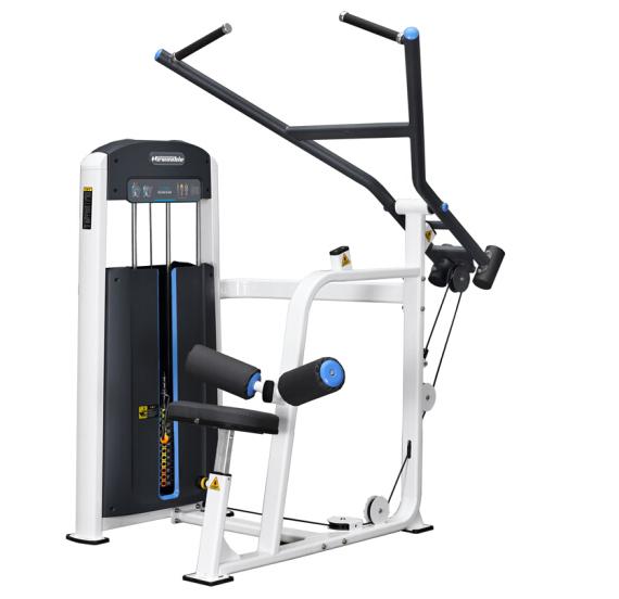 商用健身房专用器械力量器械专项器械无氧健身器械 1006高拉背肌训练器