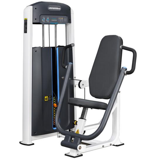 商用健身房专用器械力量器械专项器械无氧健身器械 1003坐式胸肌推举训练器