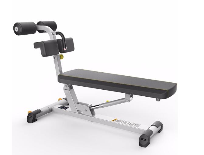 澳沃OURSLIFE综合训练器专用训练凳系列 PTT0218可调腹肌板
