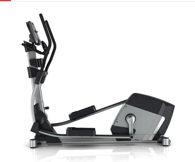 康强E900商用椭圆机健身房专用 商用自发电椭圆机