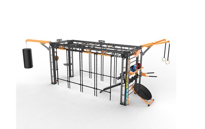 康强综合训练器商用健身器材360综合训练架子