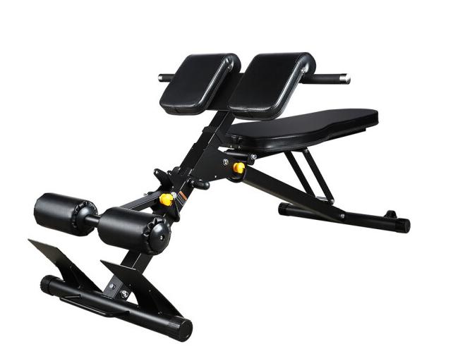 澳沃OURSLIFE罗马椅3016山羊挺身健身器材仰卧起坐多功能家用哑铃凳 罗马椅