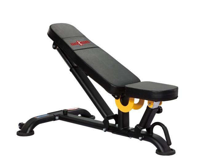 康强-宝迪朗格BK3039多功能可调式哑铃凳卧推凳 BK3039