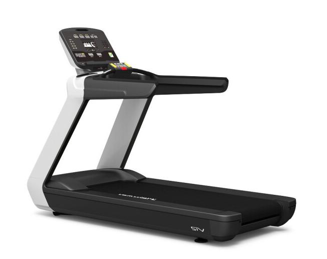 康强V12T商用跑步机大型加宽智能彩屏高端电动健身房跑步机 V12液晶屏
