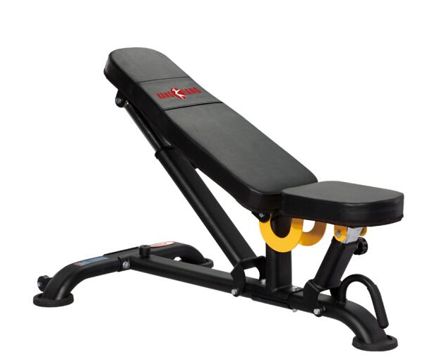 康强-BK3039多功能可调式哑铃凳卧推凳出口版 BK3039