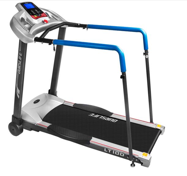 澳沃OURSLIFE 家用静音多功能老年人跑步机走步机LT100康复训练 送货到家上门安装