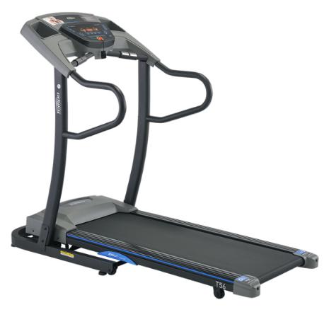 美国乔山家用跑步机室内商务静音健身器材可折叠T56 送货安装