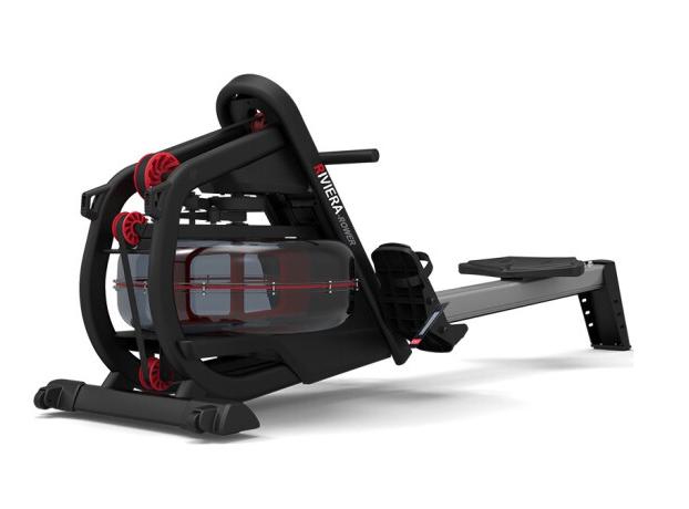 康强划船机R500家用水阻室内划桨运动健身器材商用划艇机 R500