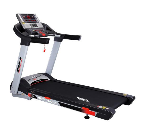 欧洲必艾奇(BH)跑步机商用健身器材静音 健身房专用 G6522U家用跑步机