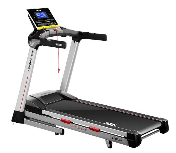 来跑(Lepow) 跑步机家用单位静音折叠M1/M2蓝牙音乐多功能健身器材 M2单功能 跑步机
