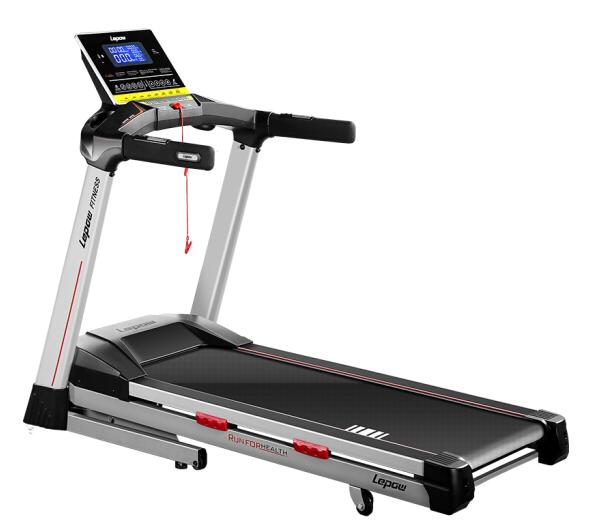 来跑(Lepow) 跑步机家用单位静音折叠M1/M2蓝牙音乐多功能健身器材 M2多功能 跑步机