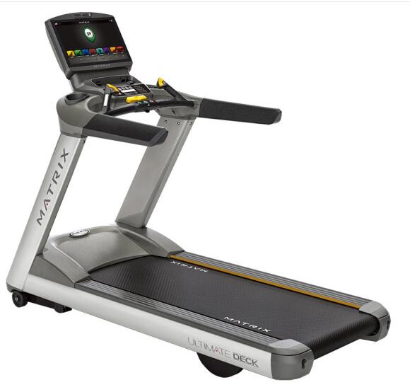 乔山商用跑步机T7Xi彩屏智能健身房专用 T7Xi