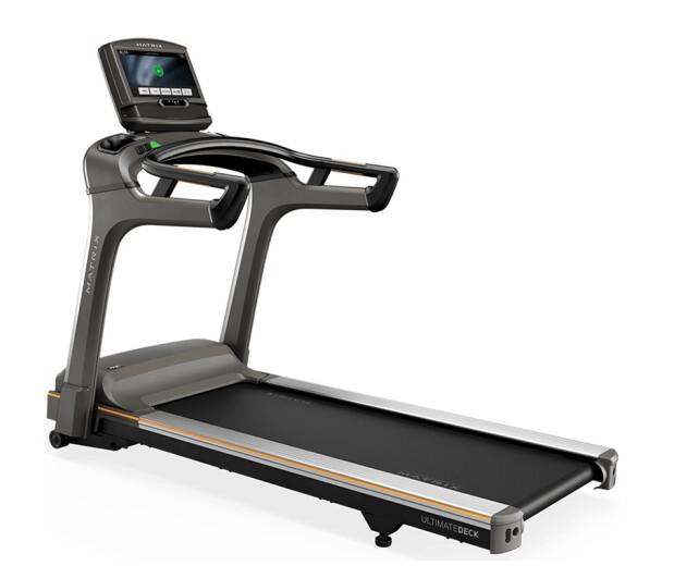 美国乔山商用跑步机T70商用健身房电动跑步机 乔山T70XR 普通蓝屏