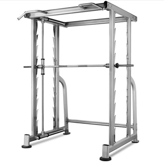 BH必艾奇多功能综合训练器健身房商用健身器材 LD400史密斯机