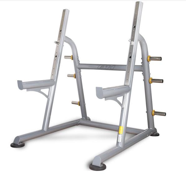 BH必艾奇多功能综合训练器健身房商用健身器材 XPFC101深蹲训练器