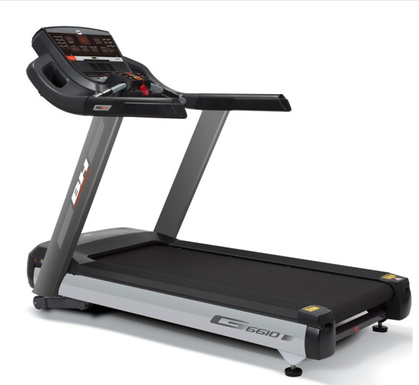 欧洲必艾奇(BH)跑步机商用健身器材静音 健身房专用 G6610商用跑步机