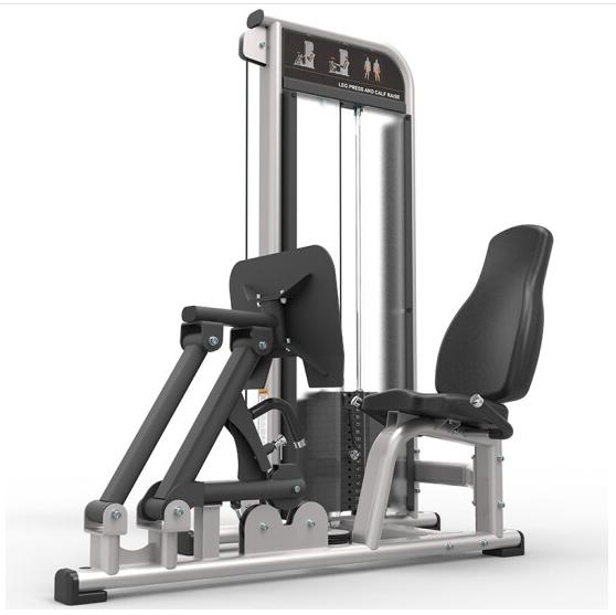 澳沃OURSLIFE商用腿部推蹬/小腿双功能健身器材训练器M-5404健身房专用综合训练器