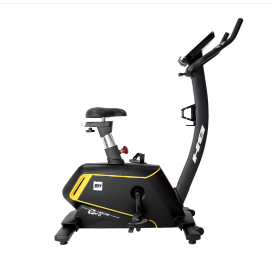 BH必艾奇家用健身车616/606智能静音商用健身房专用 606立式健身车