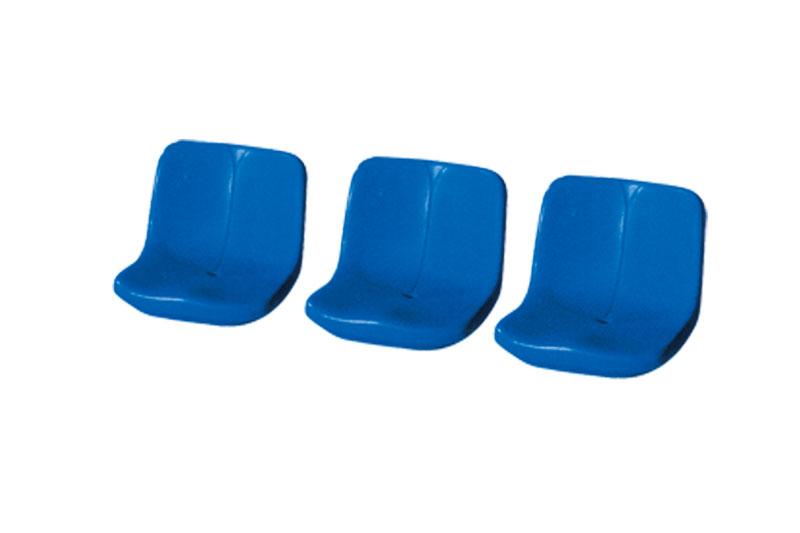 中靠背中空塑料椅