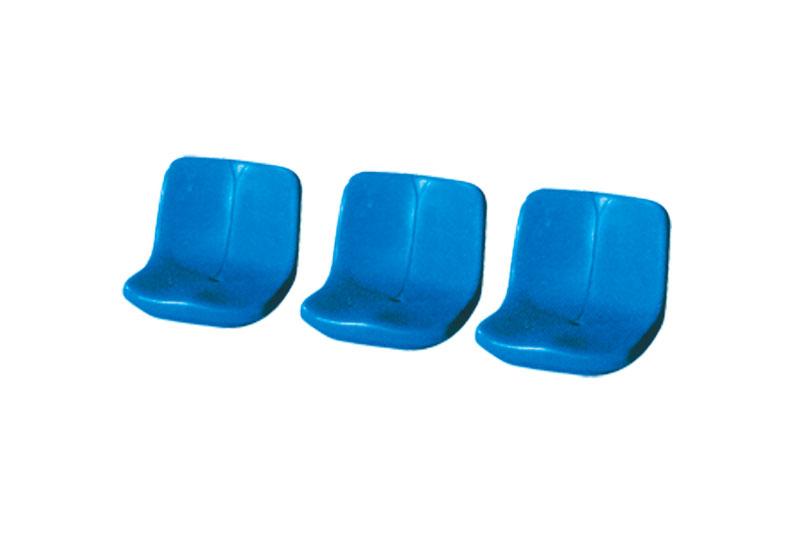 高靠背中空塑料椅