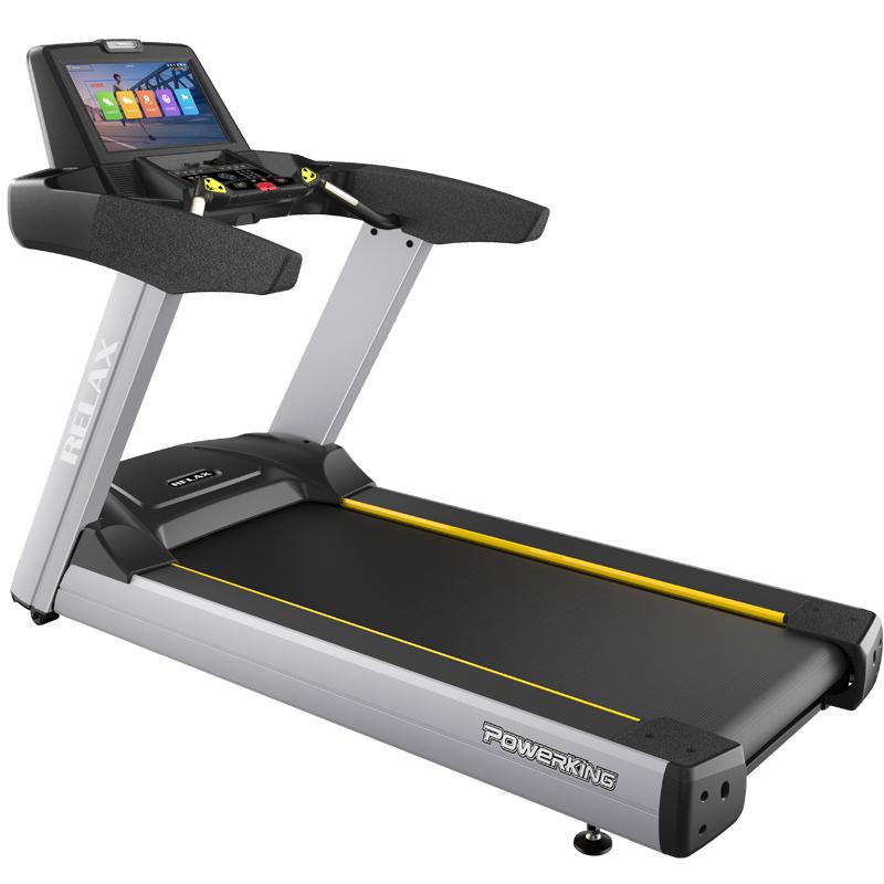 英吉多 RELAX 商用跑步机 PK12LT 液晶显示 多媒体 WiFi 加厚 升级 健身房 坚固