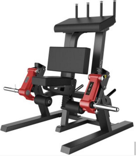 澳沃OURSLIFE商用后勾腿腿训练器L2012自由力量专项训练器悍马健身器材