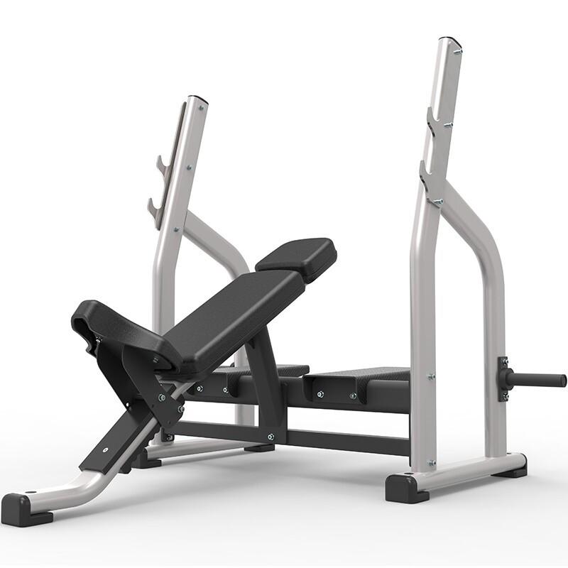 澳沃OURSLIFE商用卧推床推举椅MH-286健身房专用举重床 MH-286上斜推举椅