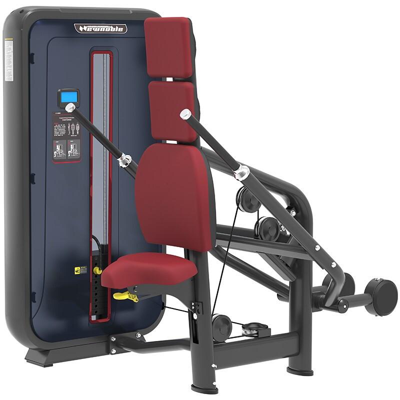 康强综合训练器坐式二三头肌健身器材 臂部力量训练器材 6002坐式三头肌训练器