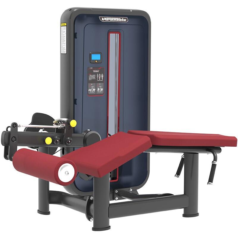 康强综合训练器腿部屈伸健身器材腿部屈伸力量训练器材 6008俯卧式屈腿训练器