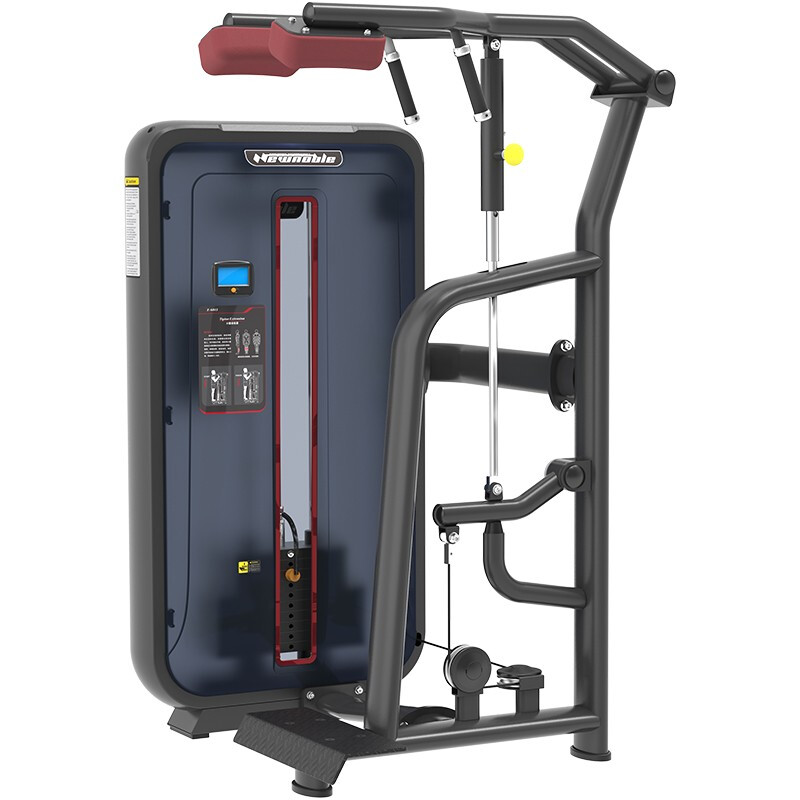 康强综合训练器腿部屈伸健身器材腿部屈伸力量训练器材 6012立式小腿训练器