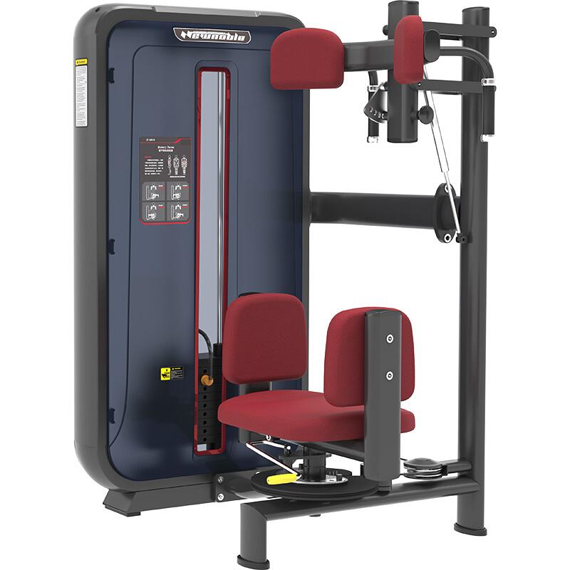 新贵族综合训练器商用健身器材健身房专用上肢力量专项训练器 6015躯干转动训练器