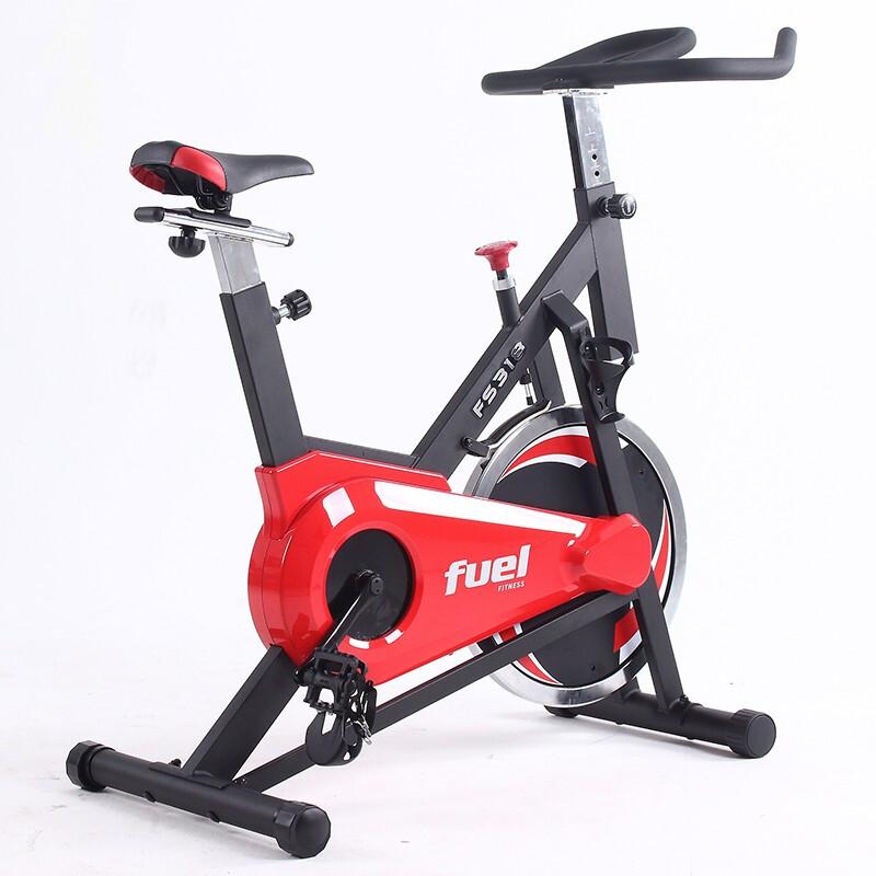 岱宇(DYACO)动感单车家用静音FS318室内自行车健身器材 送货安装