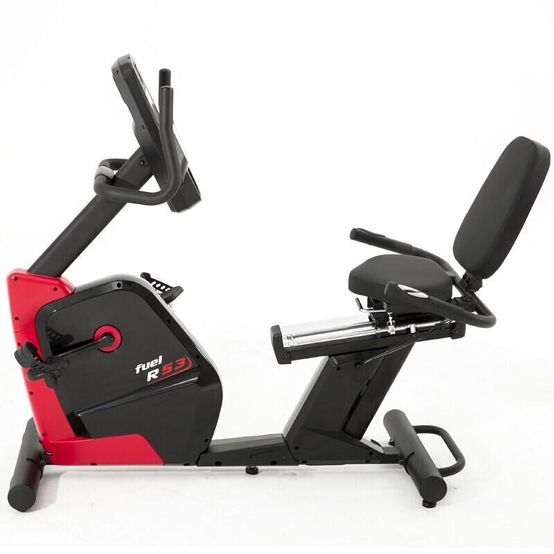 岱宇(DYACO)卧式单车R53卧式健身车家用 动感单车 电磁控静音健身器材运动器材 送货安装
