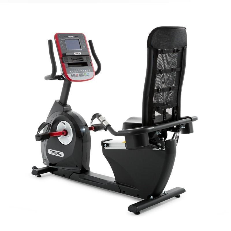 岱宇(DYACO)卧式单车XBR55卧式健身车商用 动感单车 电磁控静音健身器材运动器材 送货安装