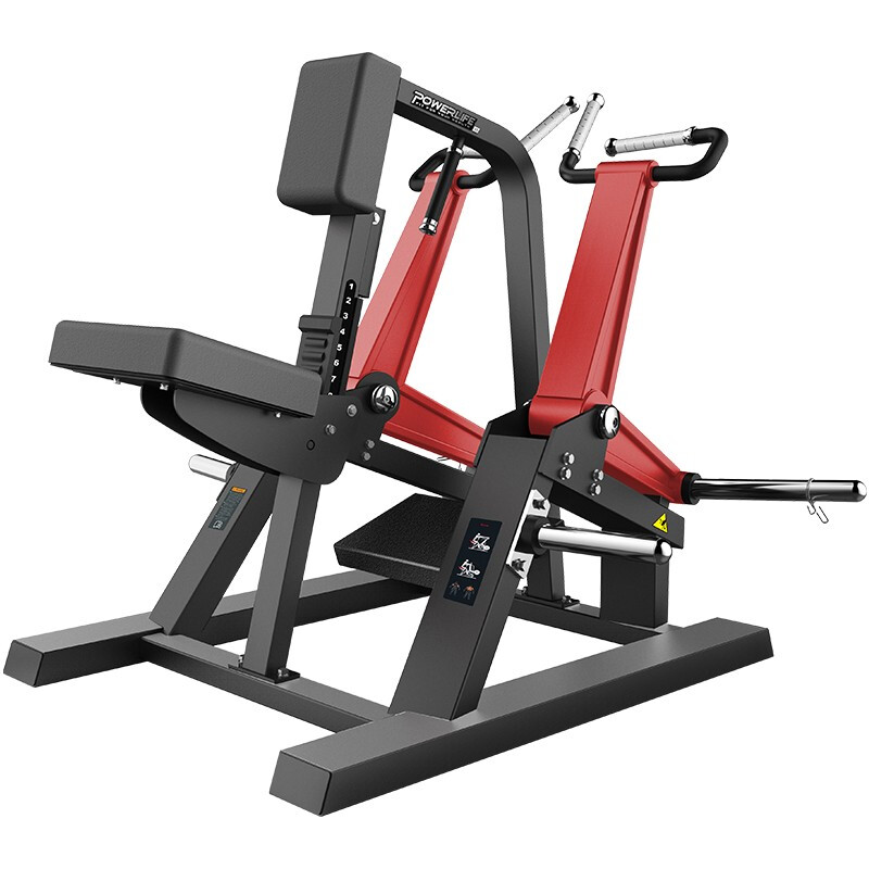 澳沃OURSLIFE商用坐姿肩膊后展训练器L2002自由力量专项训练器悍马健身器材 坐姿肩膊后展训练器