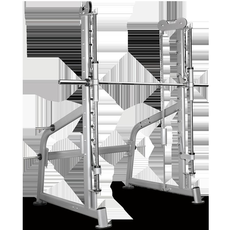 BH必艾奇多功能综合训练器健身房商用健身器材 L350J史密斯机