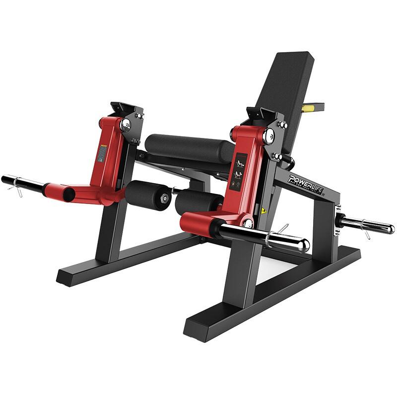 澳沃OURSLIFE商用坐姿踢腿训练器L2011自由力量专项训练器悍马健身器材 送货安装