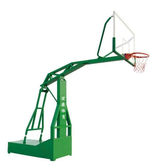 HKLJ-1007A 经济型仿液压篮球架