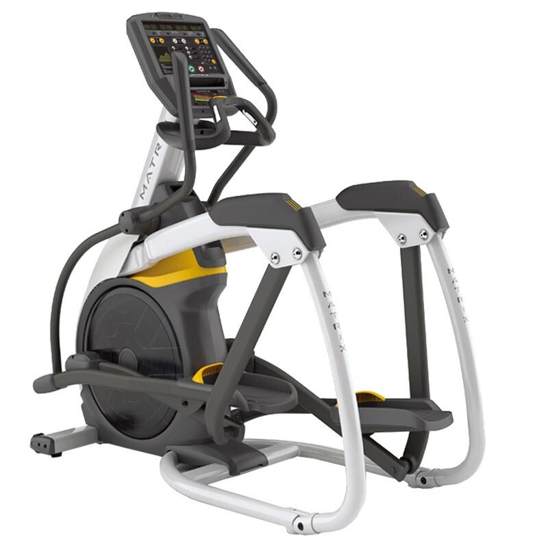 美国乔山椭圆机Matrix A5X后置坡度升降电磁控自发电商用健身器材 送货到家