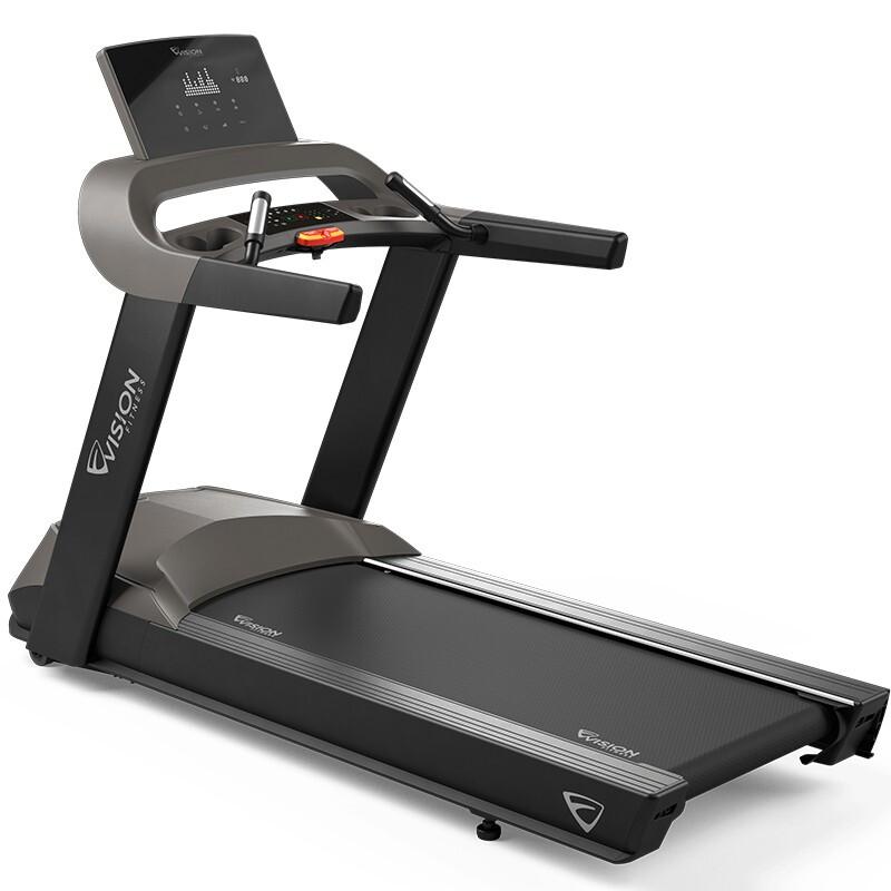 乔山商用跑步机新品T600健身房静音健身器材运动器材 送货安装