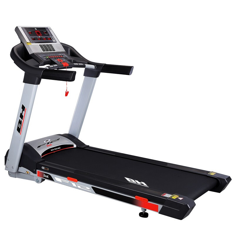 必艾奇(BH)跑步机商用健身器材静音 健身房专用 G6522U家用跑步机