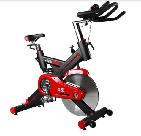 澳沃OURSLIFE健身车智能蓝牙连接动感单车S80X商用皮带飞轮车健身器材 送货安装